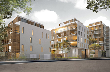 Logements Collectifs Sistar Construction