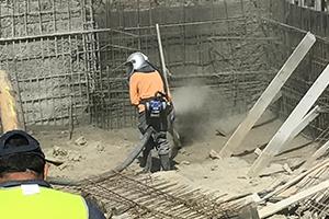 Nos Réalisations Béton Projeté Sistar Construction
